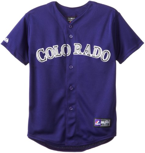 Colorado Rockies Youth Jersey, Rockies Child Jersey, Youth
