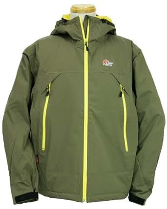 (ロウ アルパイン)Lowe alpine CHAMONIX JACKET M LFM12032 khaki カーキ S