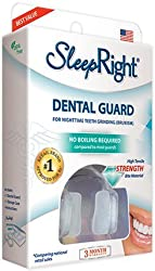 SleepRight Select Dental Guard For Night Time Teeth Grinding (Bruxism)