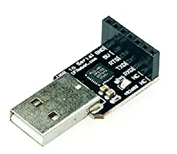 USB To TTL Converter (CP210)/It Can Be Used To Set Up APC220 RF Wireless Module/It Can Be Used As STC Microcontroller Program Downloader.