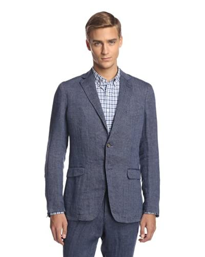 GANT by Michael Bastian Men's Herringbone Blazer