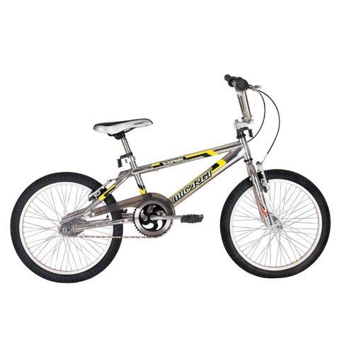 VIPER 20 BMX Style Bike All Chrome