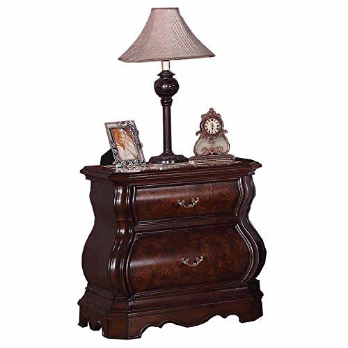 Ash Bedside Table 5247 front