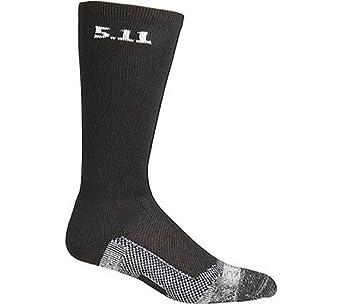 "5.11 Tactical Men's Level 1 9"" Socks,Black"