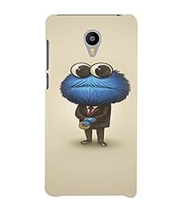 EPICCASE Funny Cartoon Mobile Back Case Cover For Meizu m2 Note (Designer Case)