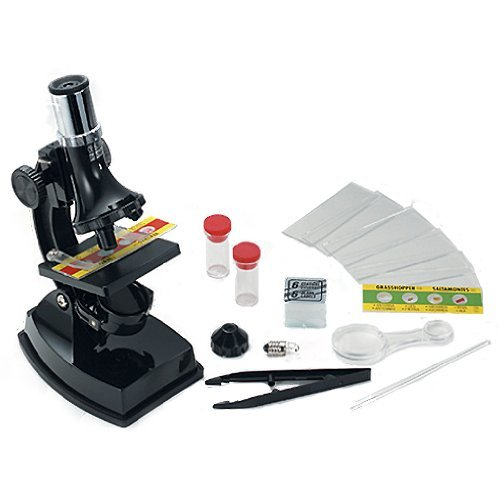 Microscope Set by: Elenco