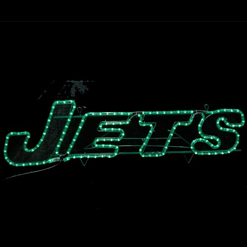 New York Jets Yard Lights at Amazon.com