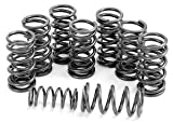 EMPI 4042 High Rev Valve Springs - Dual Valve Springs - Set of 8 - Outer Spring 166 lbs Seat Pressure / Inner Spring 97.5 lbs Seat Pressure - VW Dune Buggy Bug Ghia Thing Bus Trike Baja High Performance Engine