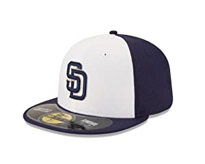 MLB San Diego Padres Diamond Era 59Fifty Baseball Cap, 7 7/8