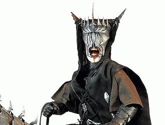 [The Mouth Of Sauron Figure from Lord Of The Rings] (Sauron Costumes)