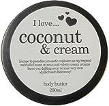 I Love Coconut & Cream Body Butter 200ml