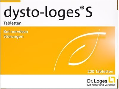 dysto loges s tabletten 200 St by Dr. Loges + Co. GmbH
