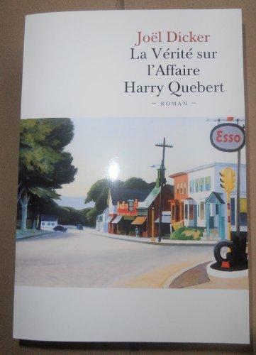 La Vérité Sur L´Affaire Harry Quebert descarga pdf epub mobi fb2