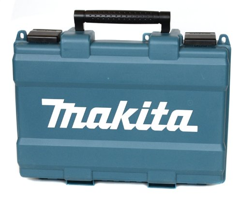 Makita Cordless Tool case: Fits One Drill BHP454, BDF452, BHP452, LXFD01, LXPH01, LXPH03, LXPH05 OR one Impact Driver - BTD140, BTD141, BTD142, LXDT01, LXDT03, LXDT04, LXDT06, LXDT08, BTD130