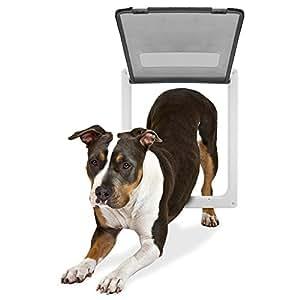 "Amazon Breed Locking Pet Door 14 5"" x 12"