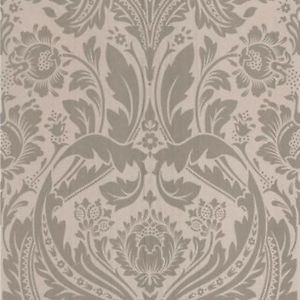 Graham and Brown Desire Wallpaper - Taupe by New A-Brend
