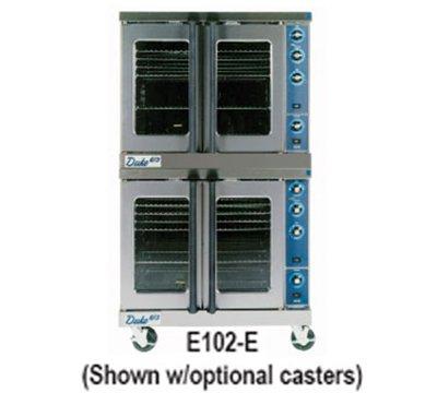 Duke E102-G Double Full Size Gas Convection Oven - Lp, Each