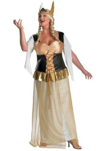 Vahalla Vixen Costume - Adult Plus size Costume - XX-Large (22-24)