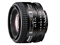 Nikon 50mm f/1.4D AF Nikkor Lens for Nikon Digital SLR Cameras