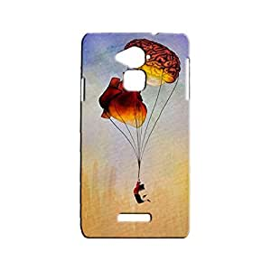 BLUEDIO Designer Printed Back case cover for Coolpad Note 3 - G5144