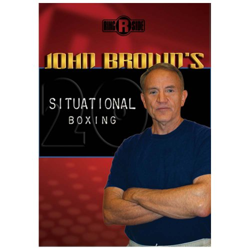 Cheap Ringside John Brown's Situational Boxing Dvd is Good - t25