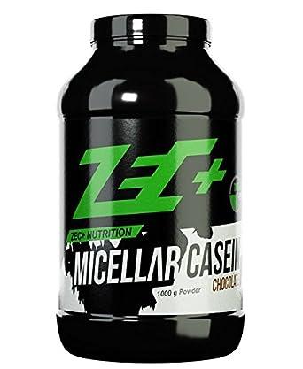 ZEC+ NUTRITION Proteinshake MICELLAR CASEIN Geschmack VANILLE 1000g