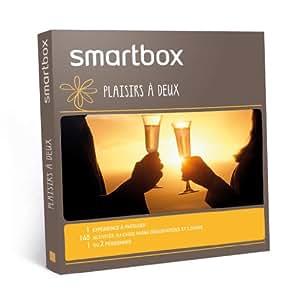 SMARTBOX - Coffret Cadeau - Plaisirs à deux