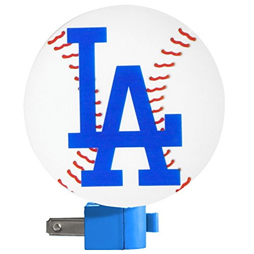 MLB Los Angeles Dodgers Night Light - 1