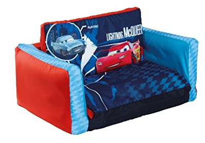 Worlds Apart 286cas01 Cars 2 Aufblasbares Sofa von Worlds Apart