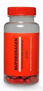 Nuphedragen - High Performance Weight Loss Diet Pill - Burn Fat - Appetite Suppressant - Increase Energy