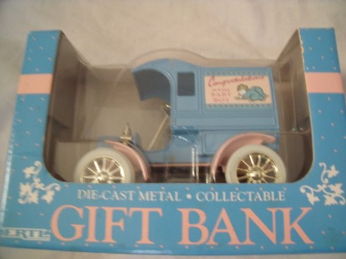 Ertl Congratulations On Your Baby Boy front-751281