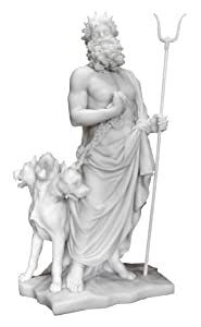 Hades God Statue Greek Roman God of the