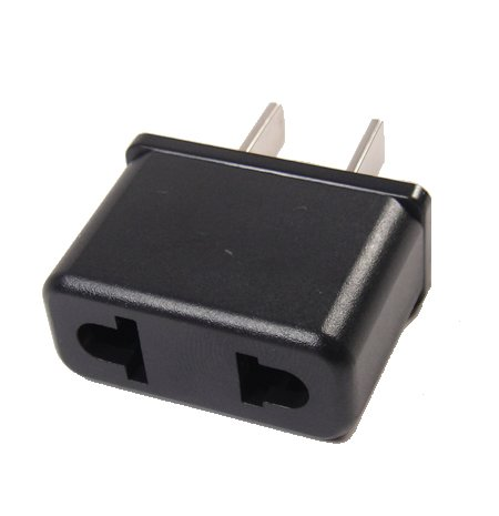 BoxWave European to American Outlet Plug Adapter (Us Eu Plug Adapter compare prices)