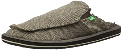 Sanuk Men's Chillbasco LoaferBrown9 M US