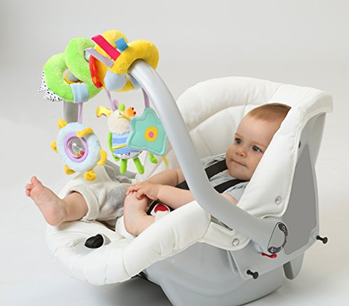 Car Seat Activity Bar 3495