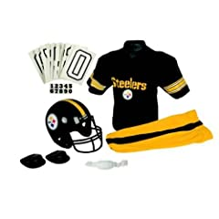 Franklin Pittsburgh Steelers Youth Uniform Set by Franklin