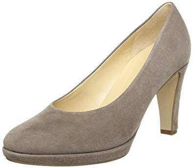Gabor Shoes 6527032, Damen Pumps, Grau (kiesel), EU 37.5 (UK 4.5) (US 7)