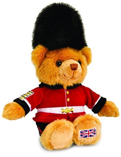 Londra Guardia Orso - Souvenir Peluche, Keel Toys 15 centimetri Teddy - SL4143