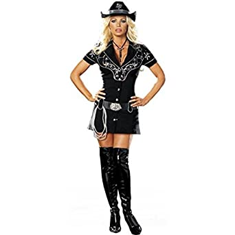 Rhinestone Cowgirl Sexy Adult - Large - Adult Costumes