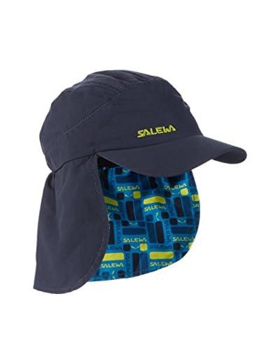 Salewa Cap Sun Protect Neck Gaitor K blau
