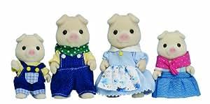 Sylvanian Families Pig  Family