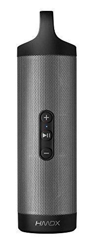 HMDX HX-P340GY Dynamite Splash Proof Portable Speaker