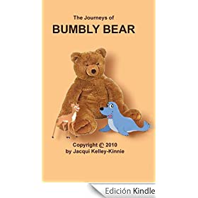 THE JOURNEYS OF BUMBLY BEAR (English Edition)
