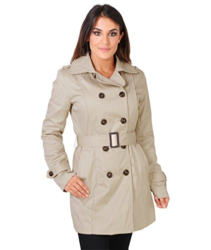womens double breasted trench coat № 342823
