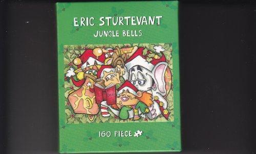"""Eric Sturtevant """"Holiday Ham"""" Puzzle, 160 Piece"""