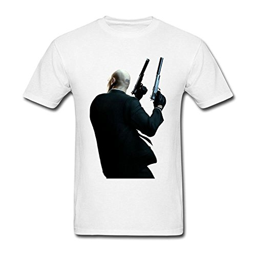 Men's Hitman 6 T-shirt Large