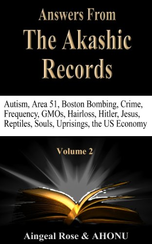 Never Before-Heard Answers from the Akashic Records - Autism, Area 51, the Boston Bombing, Crime, Frequency, GMOs, Hairloss, Hitler, Jesus, Reptiles, Souls, ... Economy The Honest-to-God Series Book 2) PDF Download Free