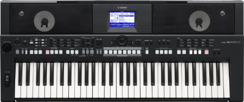 Yamaha PSR-S650 Portable Keyboard