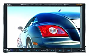Boss BV9555 7-Inch Double-DIN Motorized In-Dash Widescreen Touchscreen TFT  Monitor/DVD/MP3/CD Combo Receiver (Discontinued by Manufacturer)jmcauley.ucsd.edu
