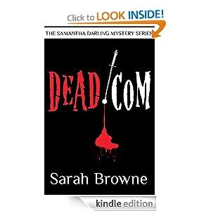 Dead.com (The Samantha Darling Mystery Series) Sarah Browne